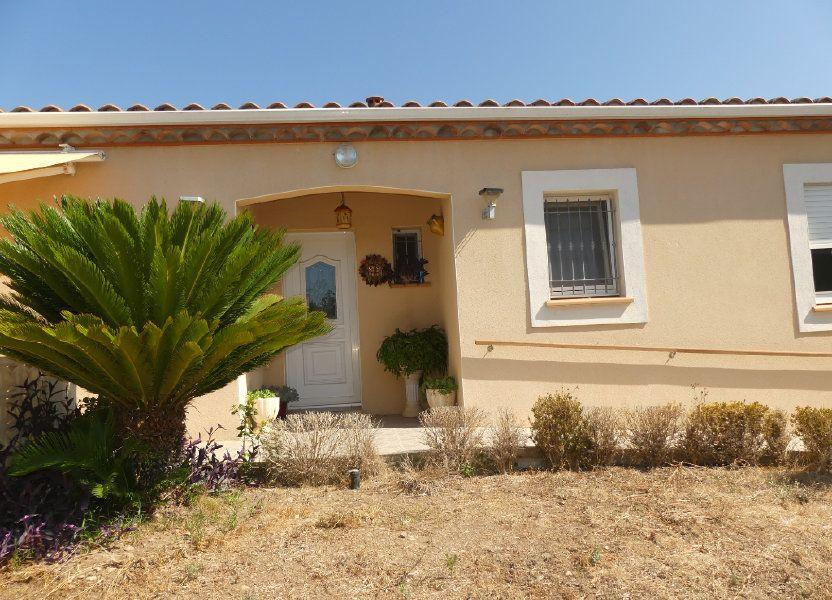 Maison à vendre 133m2 à Sérignan