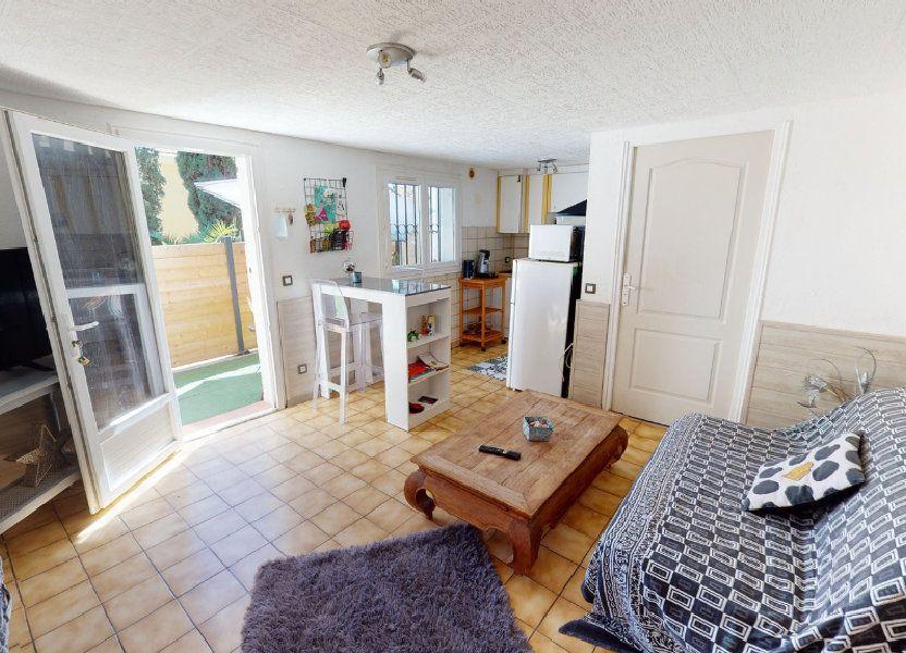 Appartement à vendre 36.6m2 à La Seyne-sur-Mer