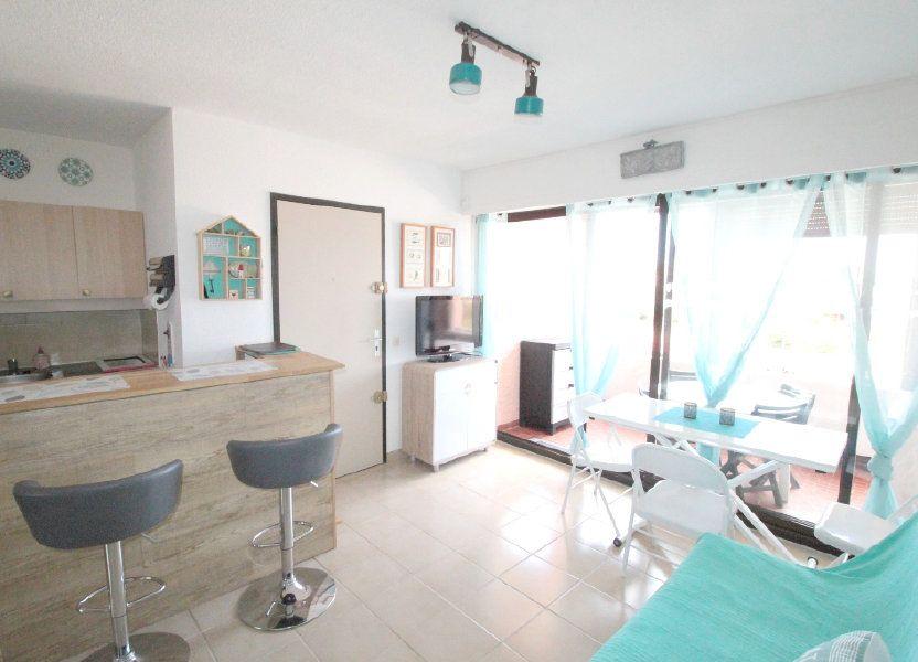 Appartement à vendre 30m2 à Le Barcarès