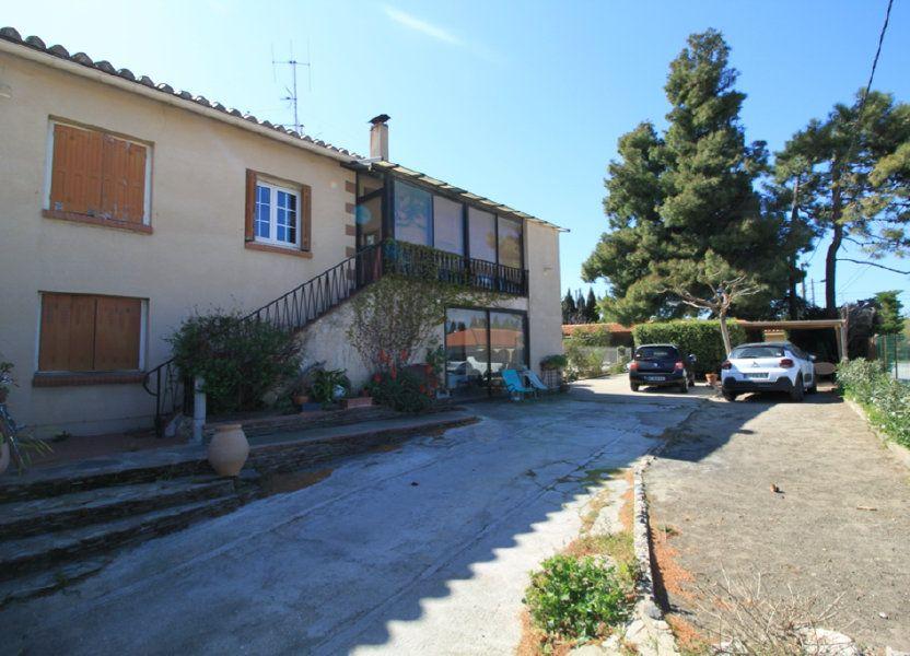 Maison à vendre 208m2 à Rivesaltes