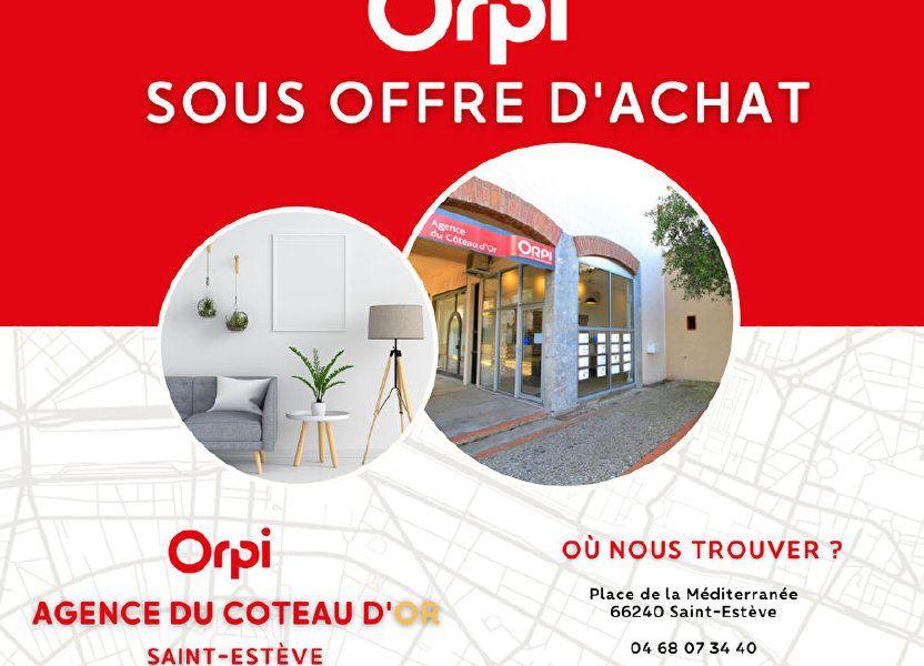 Maison à vendre 120m2 à Saint-Estève