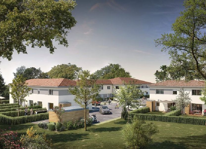 Appartement à vendre 63.13m2 à Sainte-Eulalie