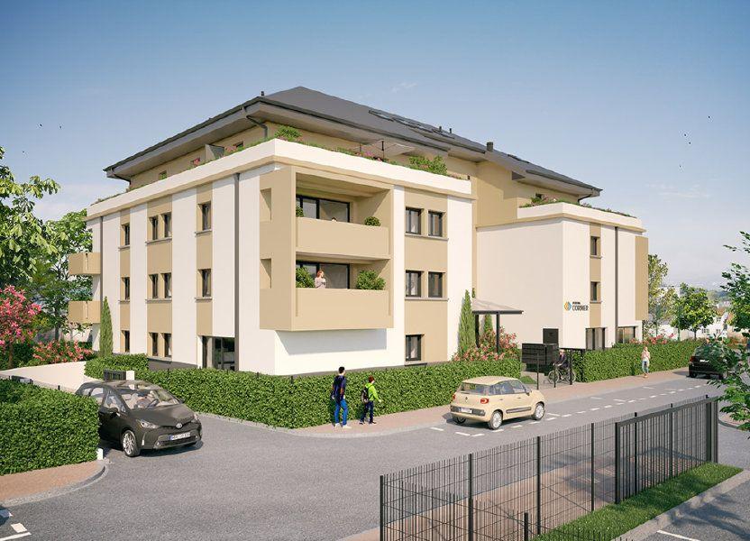 Appartement à vendre 67.71m2 à Cenon