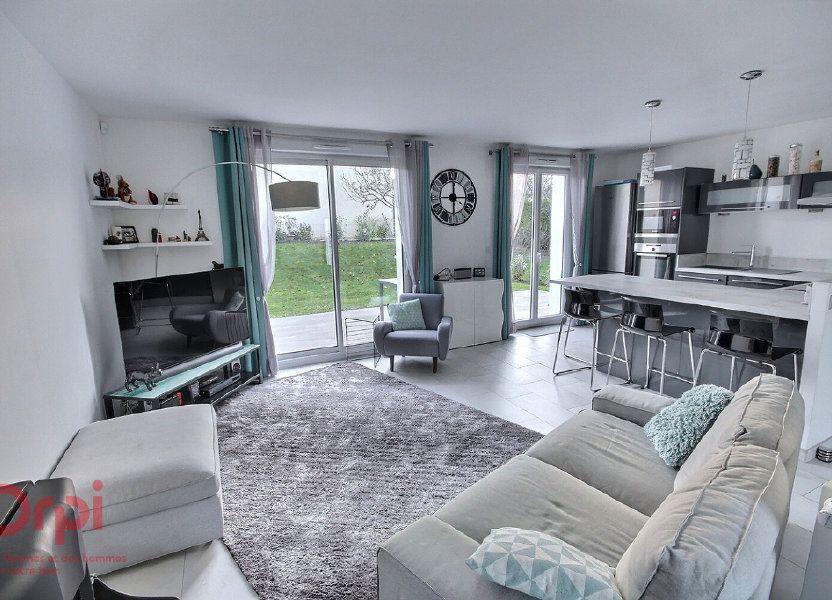 Maison à vendre 95m2 à Montigny-le-Bretonneux