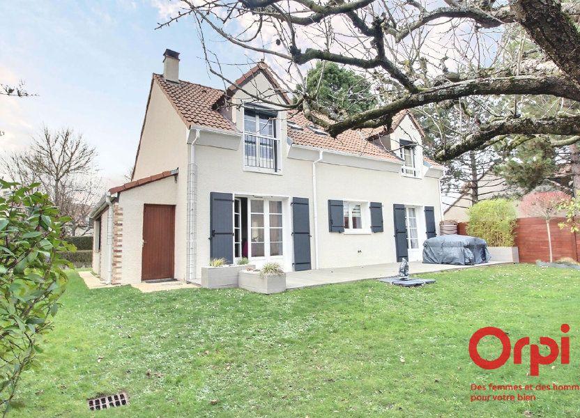 Maison à vendre 121.45m2 à Montigny-le-Bretonneux