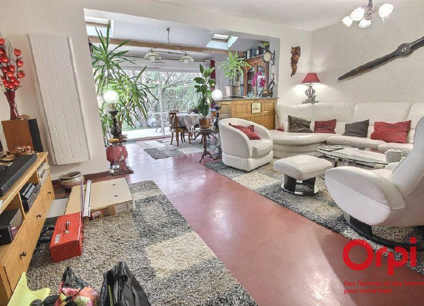 Maison à vendre 119m2 à Montigny-le-Bretonneux