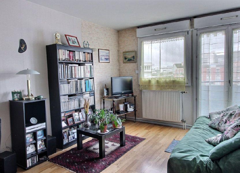 Appartement à vendre 50m2 à Montigny-le-Bretonneux