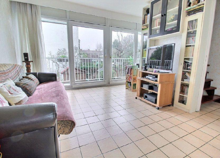 Maison à vendre 77m2 à Montigny-le-Bretonneux