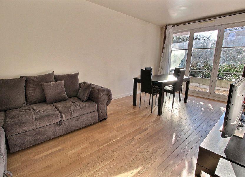 Appartement à vendre 42.26m2 à Trappes