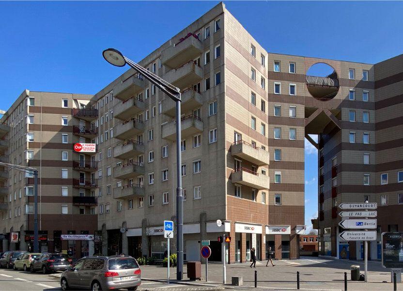 Appartement à vendre 62m2 à Montigny-le-Bretonneux