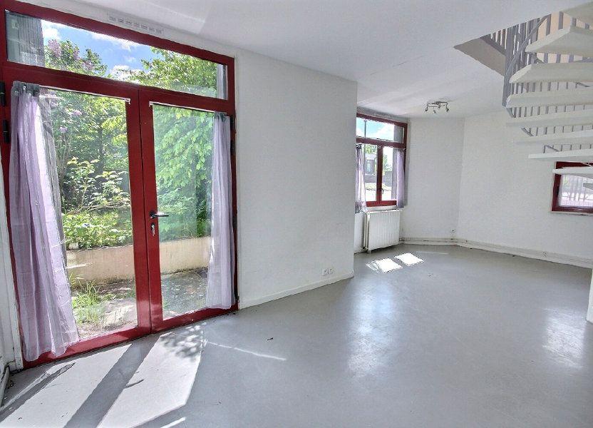 Maison à vendre 85.95m2 à Montigny-le-Bretonneux