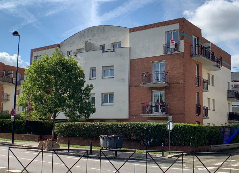Appartement à louer 50.98m2 à Montigny-le-Bretonneux