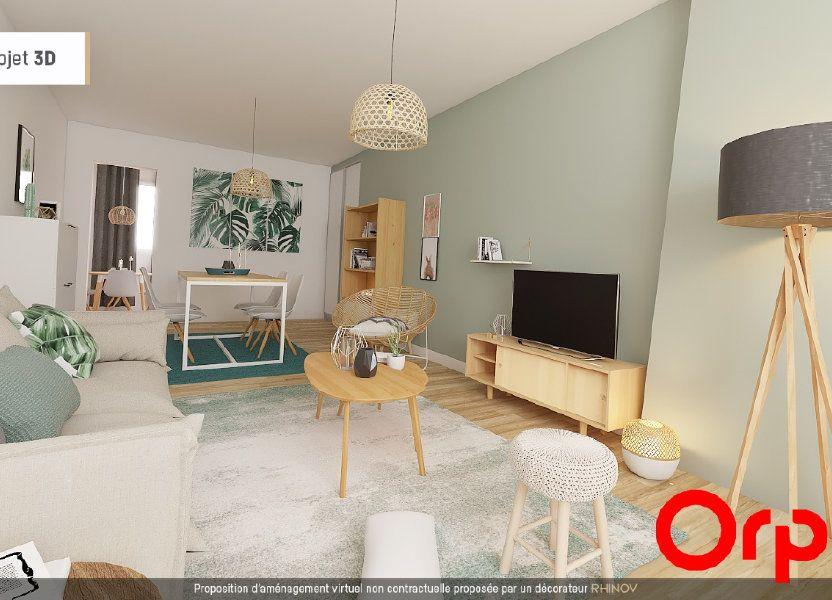 Appartement à vendre 77.3m2 à Élancourt