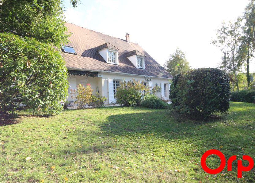 Maison à vendre 277m2 à Saint-Rémy-l'Honoré