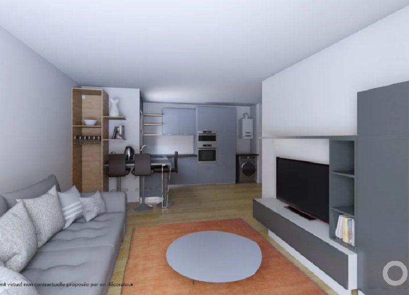Appartement à vendre 59.29m2 à Élancourt