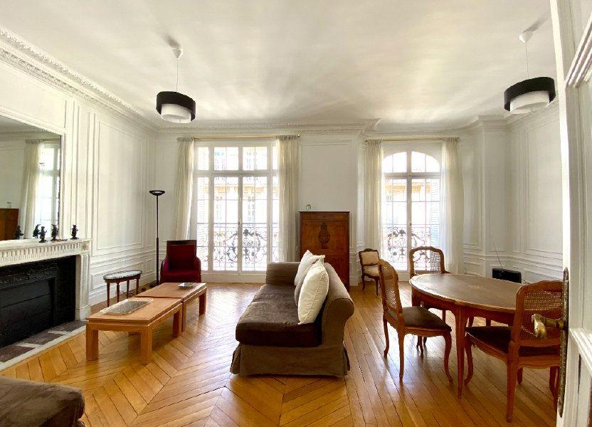 Appartement à louer 110.31m2 à Paris 16