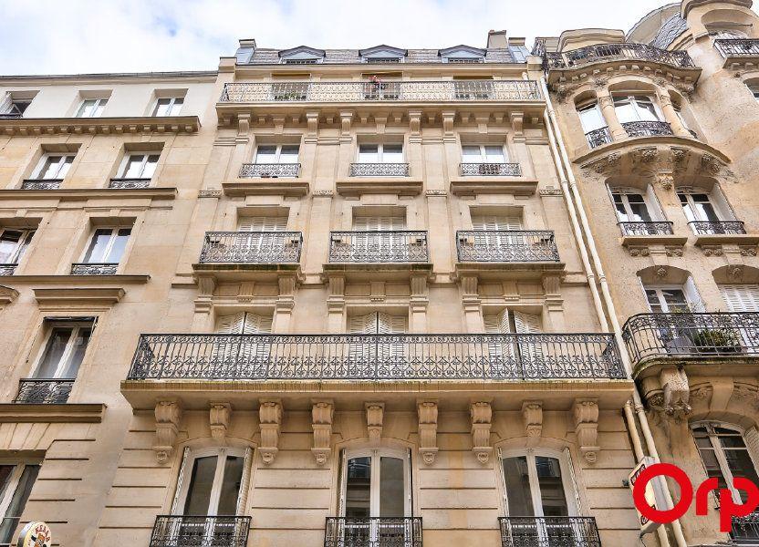 Appartement à vendre 66.64m2 à Paris 16