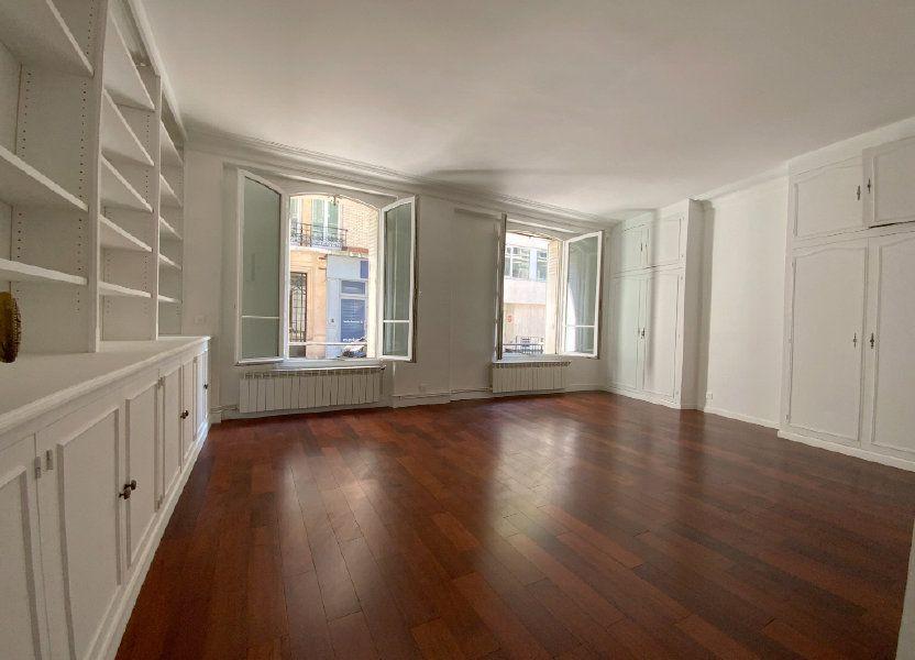 Appartement à louer 55.64m2 à Paris 16