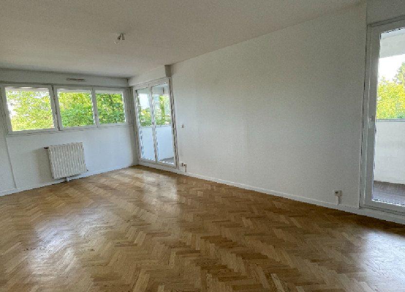 Appartement à louer 81.57m2 à Guyancourt