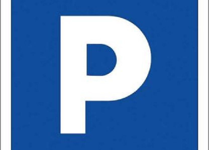 Stationnement à vendre 11.57m2 à Saint-Cyr-l'École