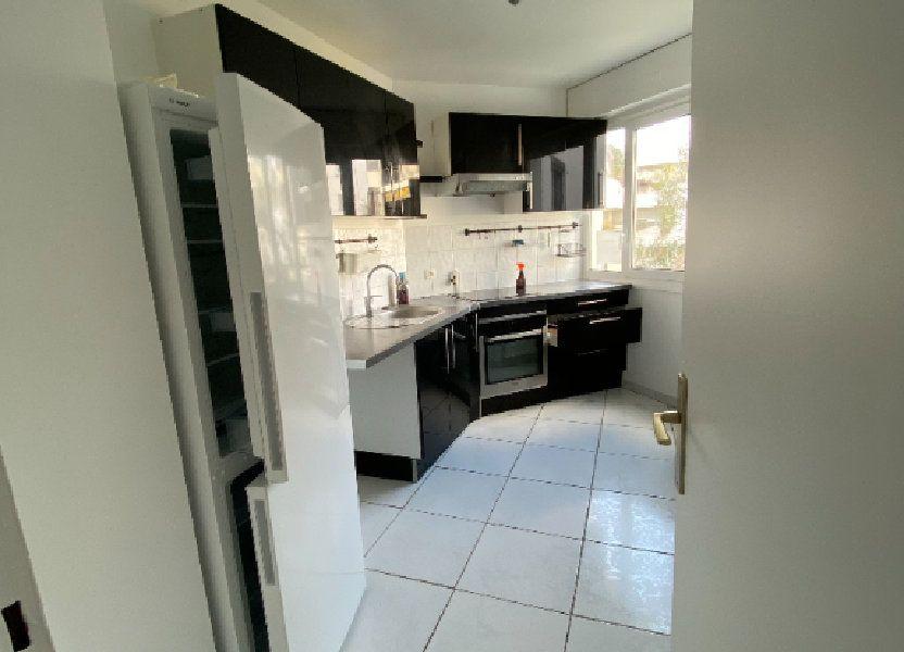 Appartement à louer 54.5m2 à Guyancourt