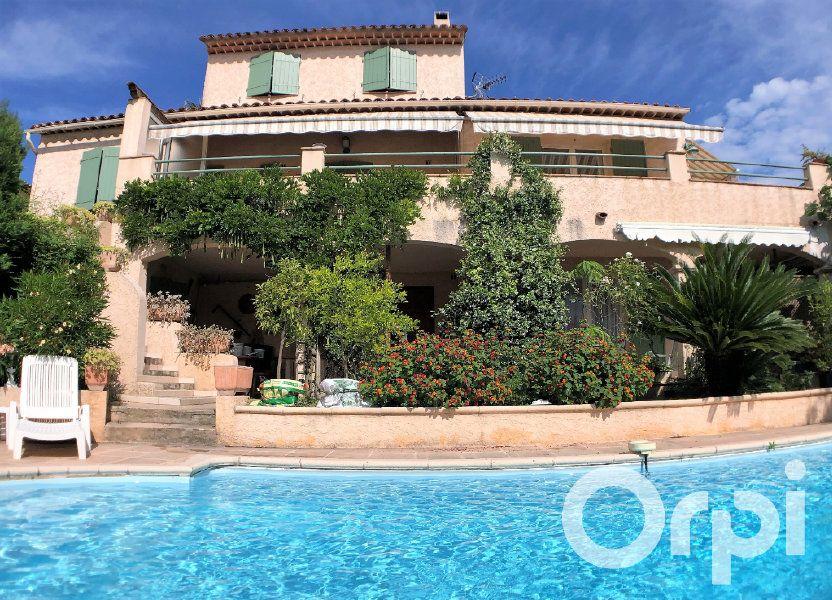 Maison à vendre 191m2 à Sainte-Maxime