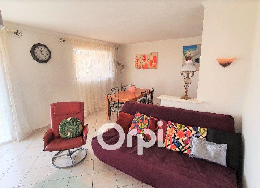 Appartement à vendre 82.74m2 à Fréjus