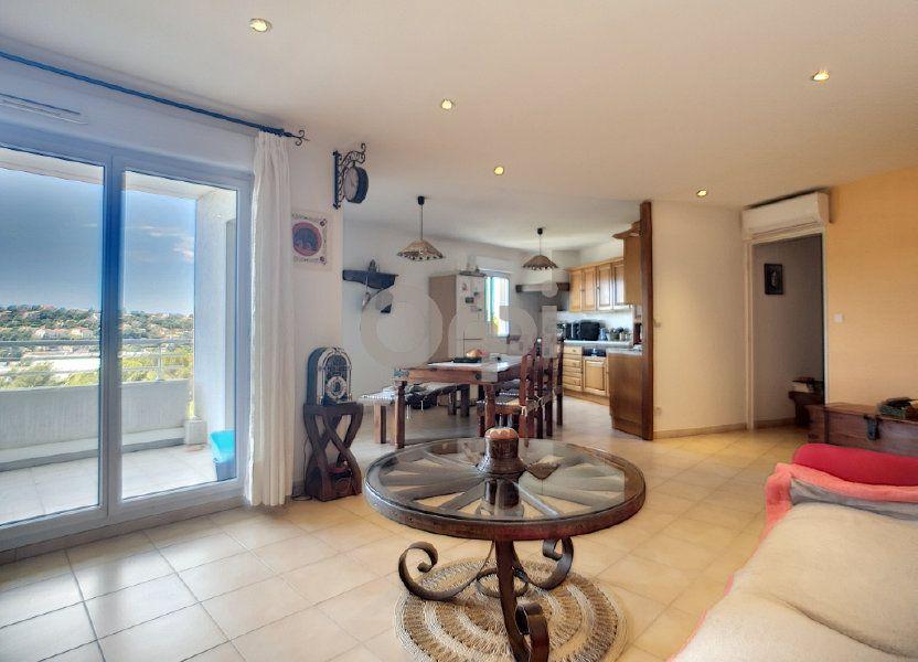 Appartement à vendre 74.87m2 à Saint-Raphaël