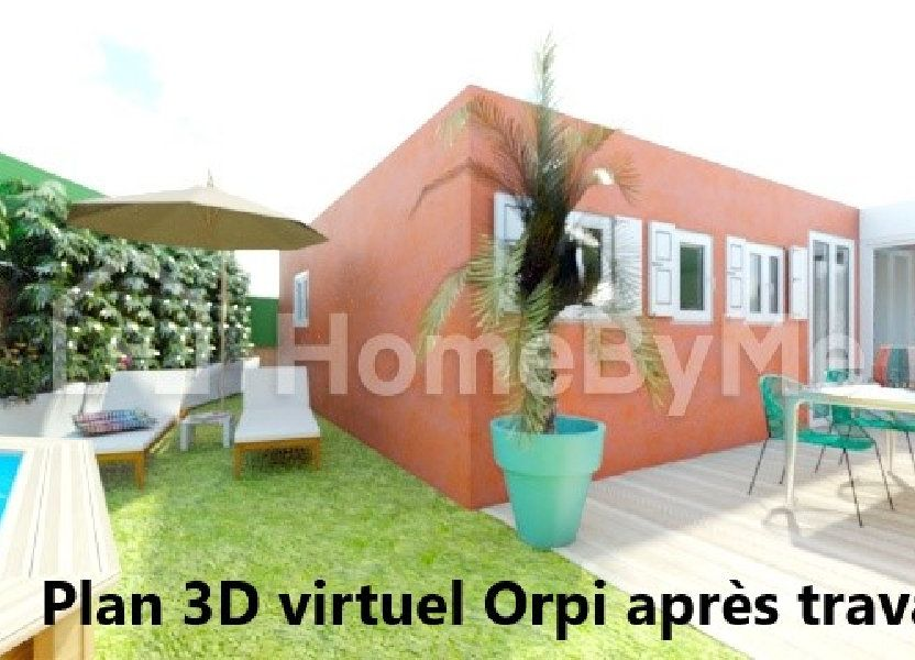Maison à vendre 82.4m2 à Roquebrune-sur-Argens