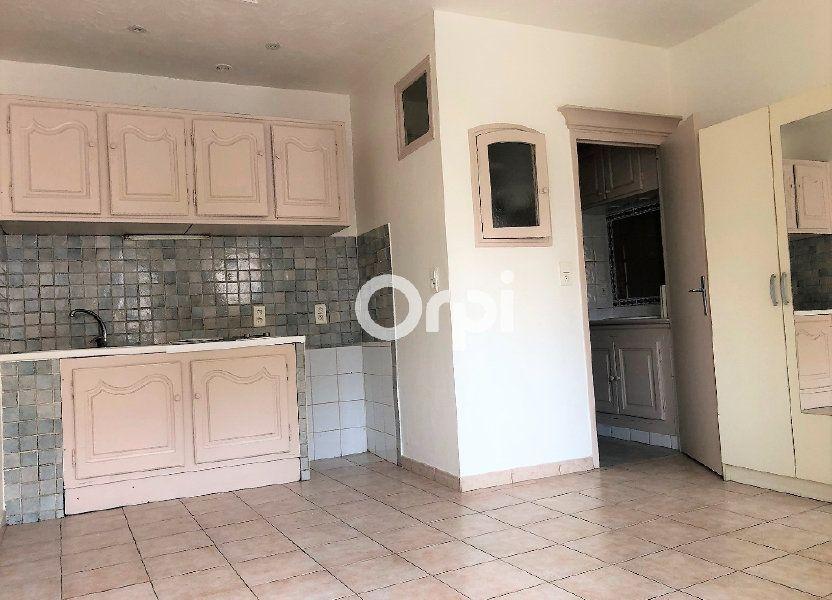 Appartement à louer 20.23m2 à Roquebrune-sur-Argens