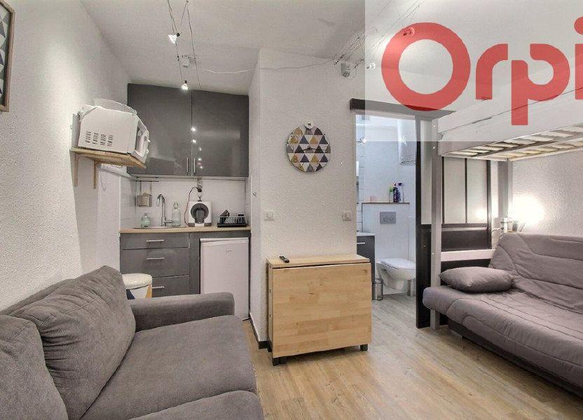 Appartement à vendre 15.49m2 à Eaux-Bonnes
