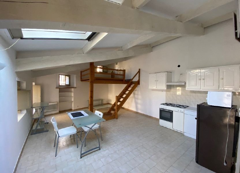 Appartement à louer 37.71m2 à Bollène