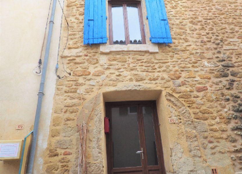Maison à louer 43.5m2 à Suze-la-Rousse