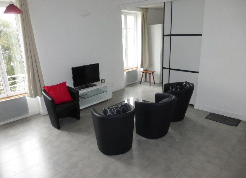 Appartement à vendre 66m2 à Quimper