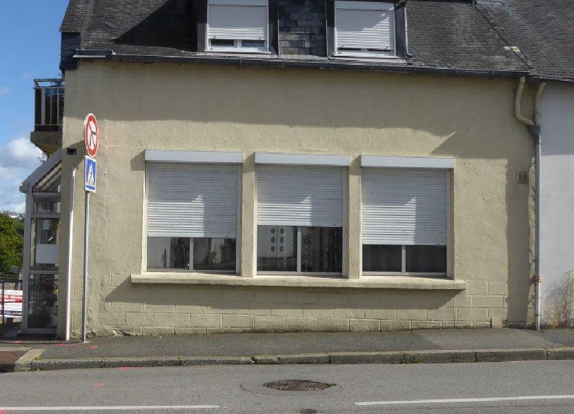 Maison à vendre 54m2 à Quimper