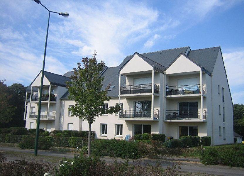 Appartement à louer 72.34m2 à Quimper