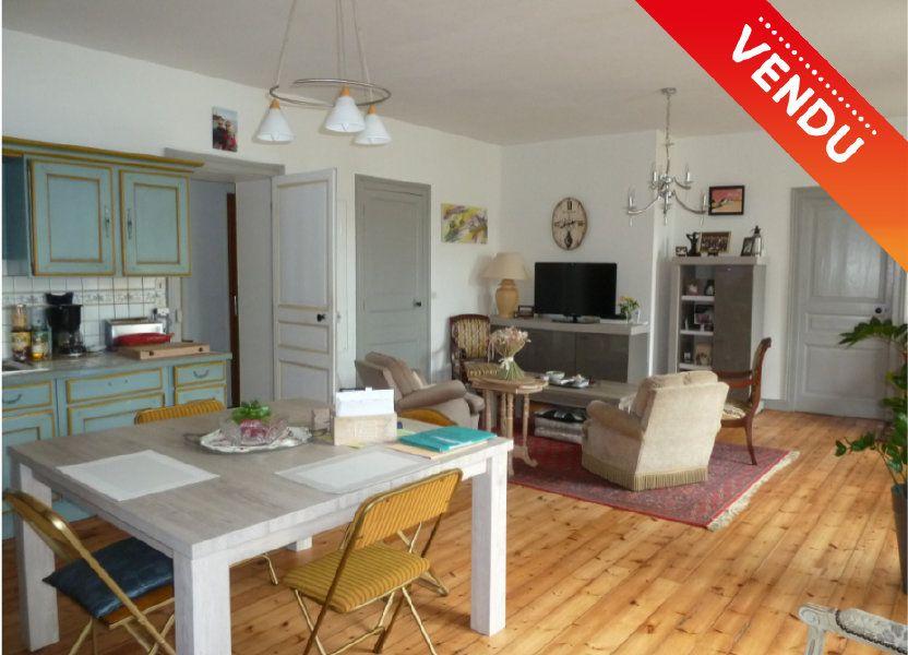 Appartement à vendre 89m2 à Quimper