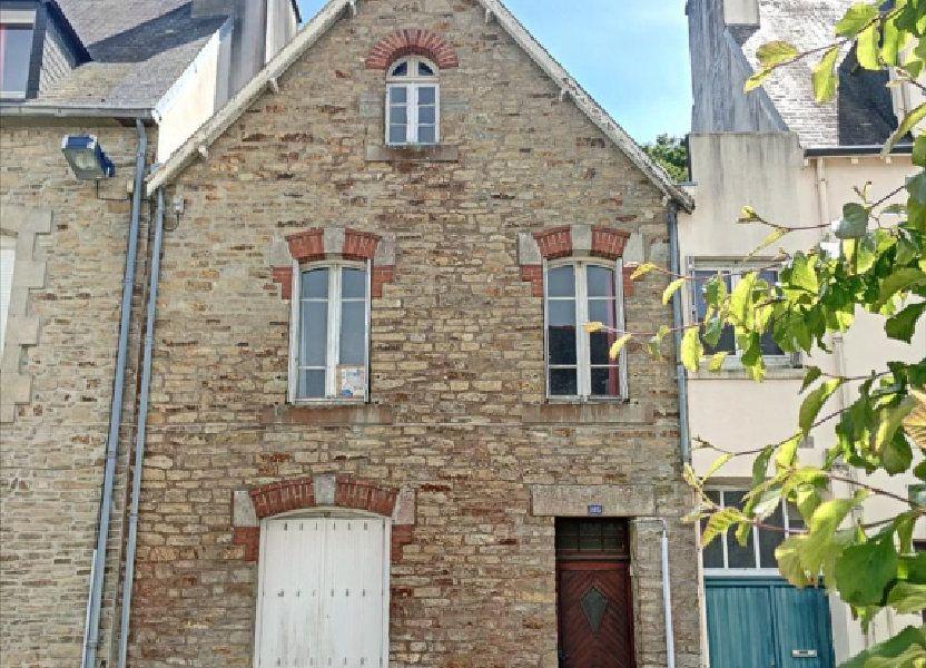 Maison à vendre 120m2 à Rosporden