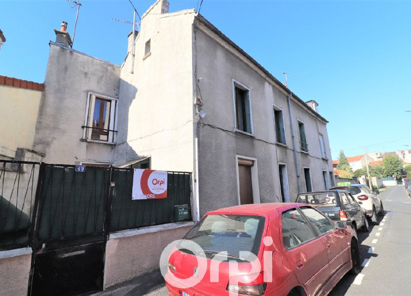 Appartement à vendre 33m2 à Sevran