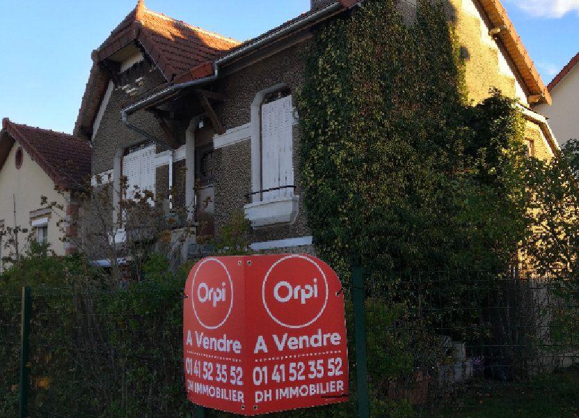 Maison à vendre 82m2 à Sevran
