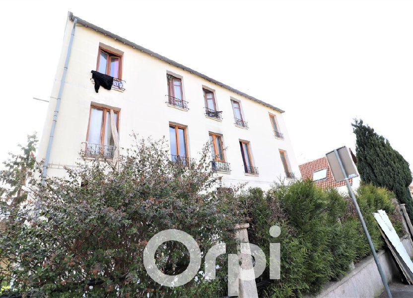 Appartement à vendre 25m2 à Sevran