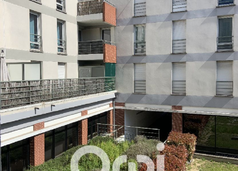 Appartement à louer 44.54m2 à Sevran
