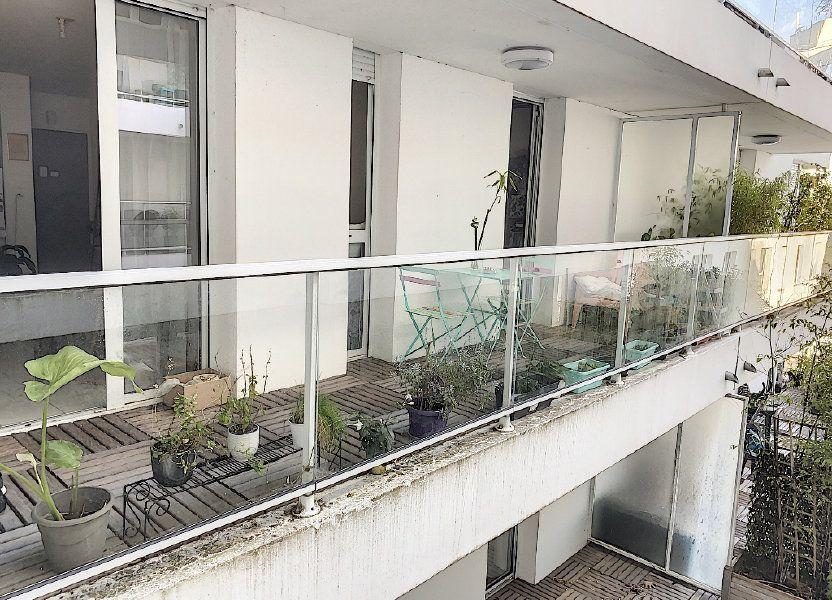 Appartement à vendre 41.01m2 à La Rochelle