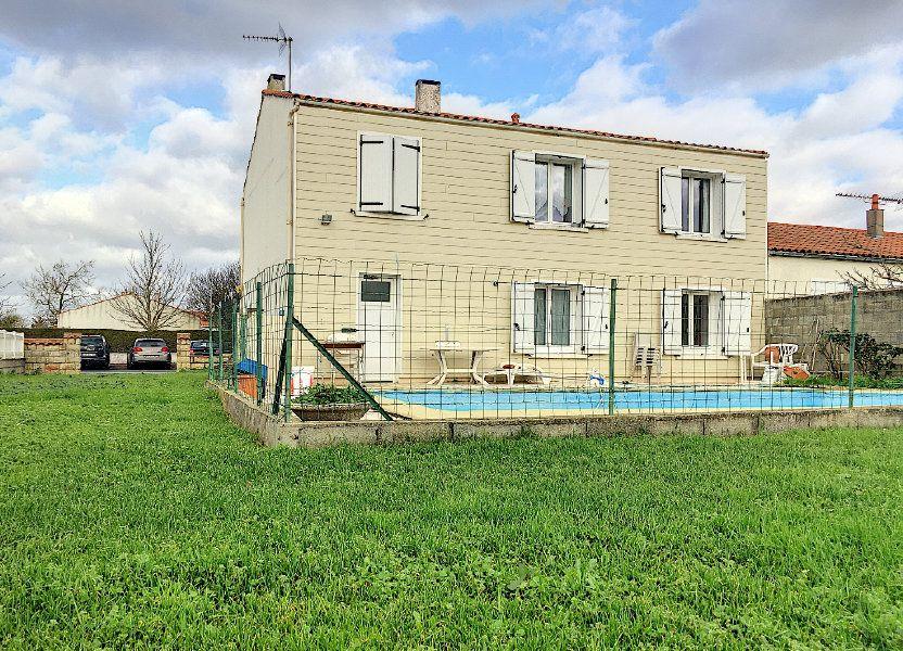 Maison à vendre 117m2 à Aytré
