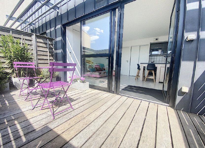 Appartement à vendre 35m2 à La Rochelle