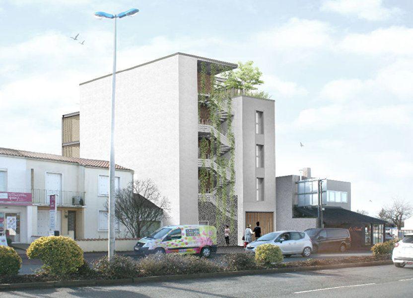 Appartement à vendre 59.88m2 à La Rochelle