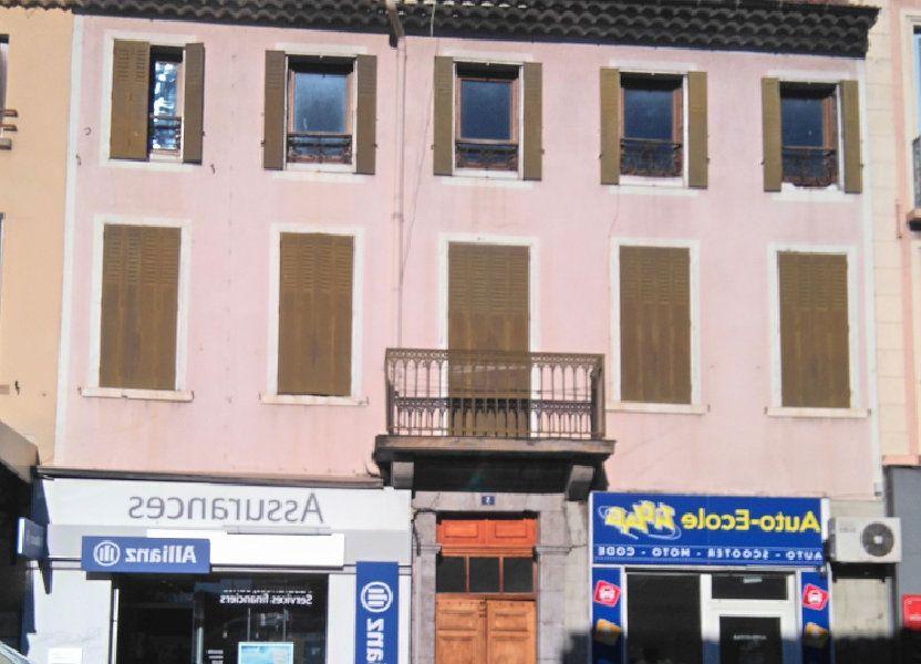 Immeuble à vendre 300m2 à Laragne-Montéglin