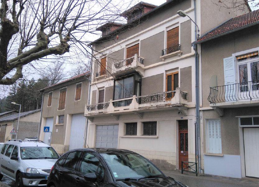 Immeuble à vendre 300m2 à Serres