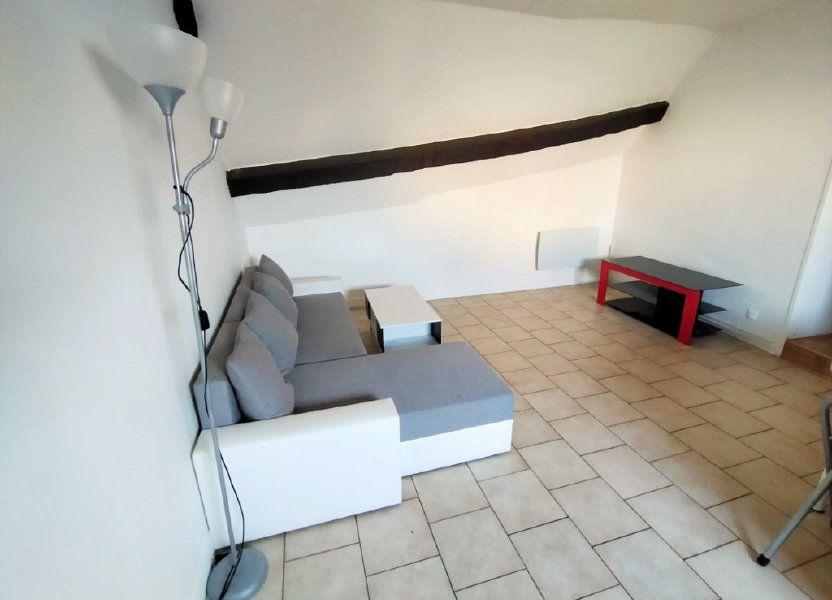 Appartement à louer 38m2 à Angerville