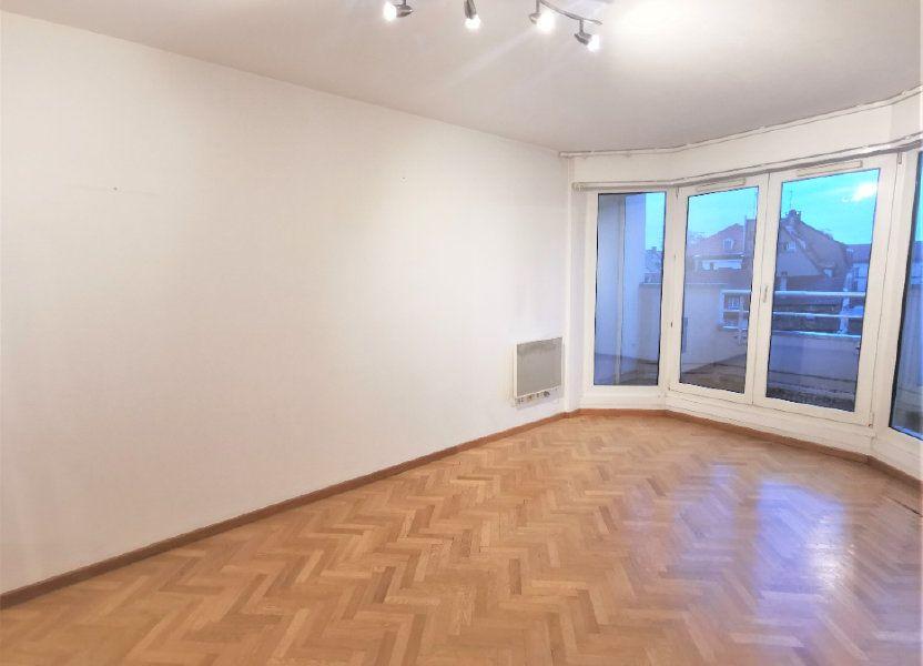 Appartement à louer 38.5m2 à Strasbourg